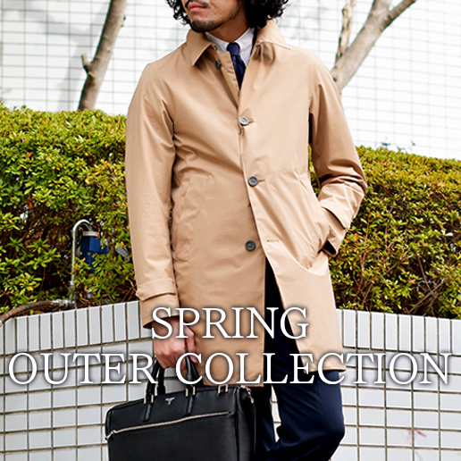 SPRING OUTER COLLECTION