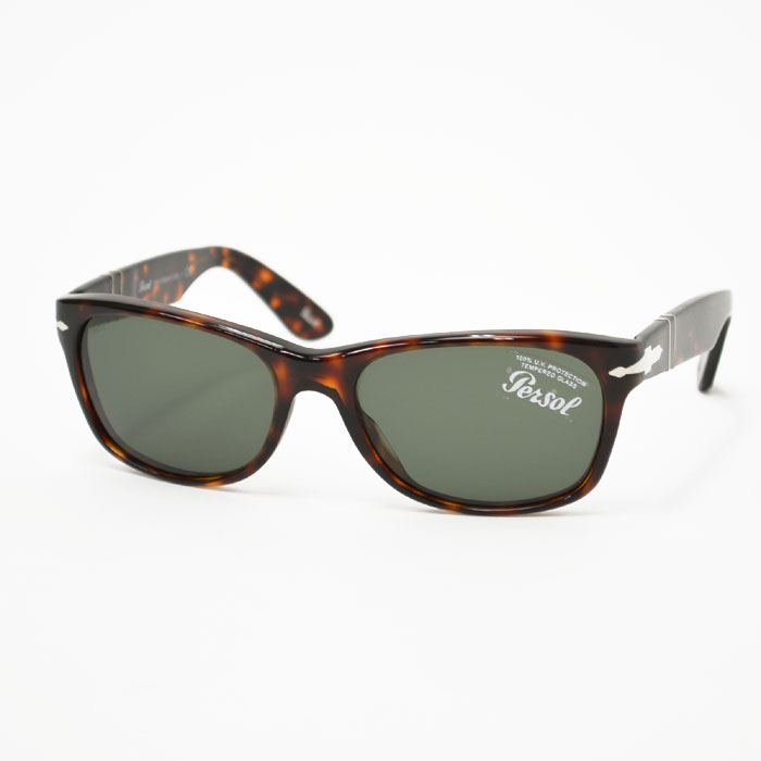 Persol【ペルソール】サングラス PO2953S 24/31 56 BROWN(ブラウン)